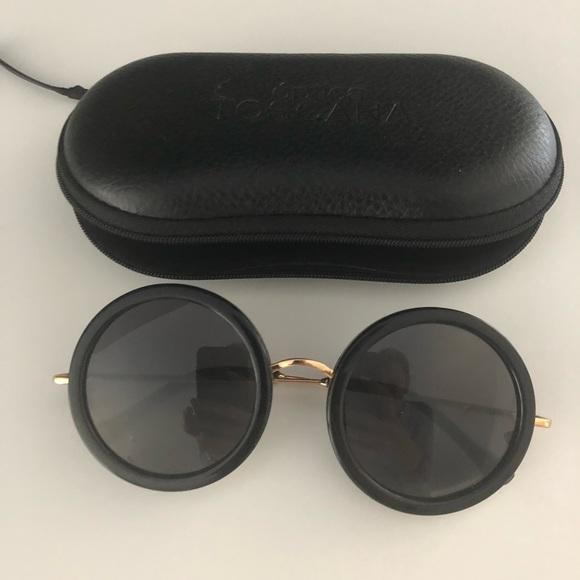 e5a41b42b2ac Linda Farrow Accessories - LINDA FARROW x THE ROW Sunglasses